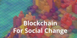 blockchain for social change
